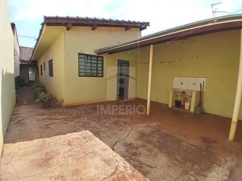 Casa, código 654 em Jaú, bairro Jardim Nova Jaú