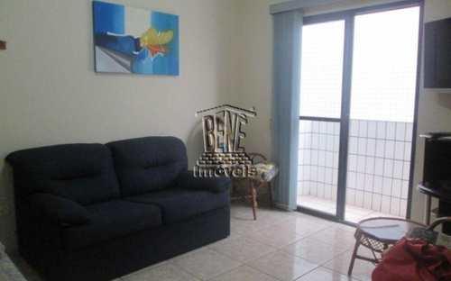 Apartamento, código 372 em Praia Grande, bairro Guilhermina