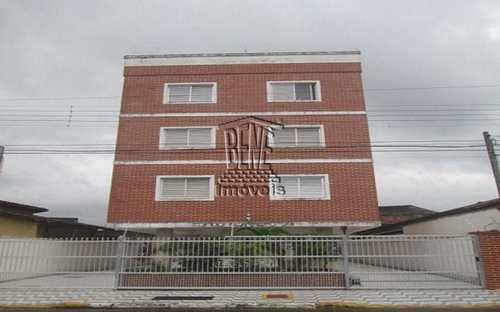 Apartamento, código 378 em Praia Grande, bairro Caiçara