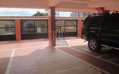 Apartamento, código 358 em Praia Grande, bairro Caiçara