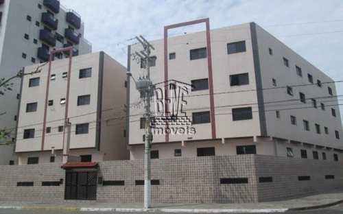 Apartamento, código 352 em Praia Grande, bairro Caiçara