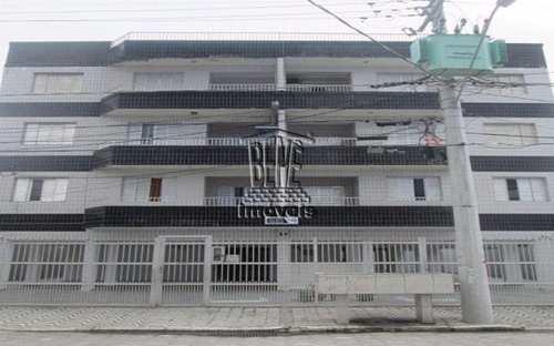 Apartamento, código 318 em Praia Grande, bairro Maracanã