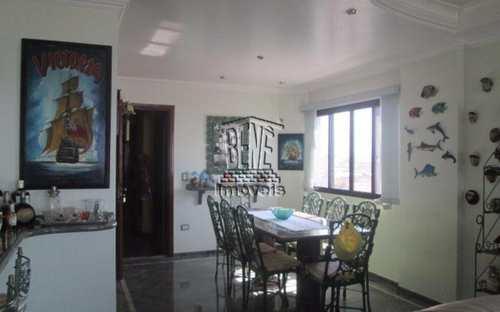 Apartamento, código 285 em Praia Grande, bairro Jardim Imperador