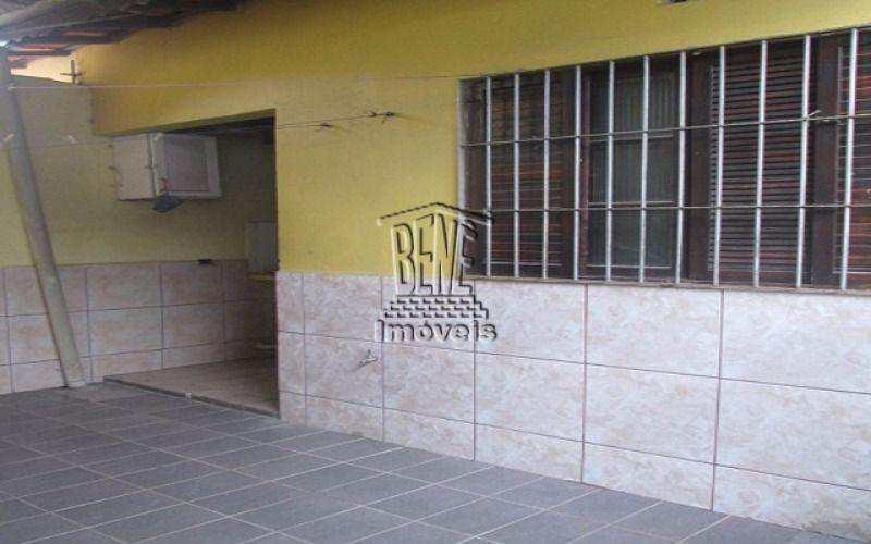 Casa em Praia Grande, bairro Balneário Paqueta
