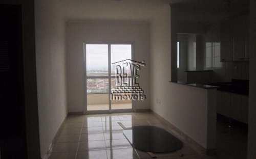 Apartamento, código 270 em Praia Grande, bairro Caiçara