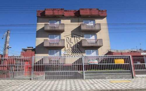 Apartamento, código 262 em Praia Grande, bairro Real