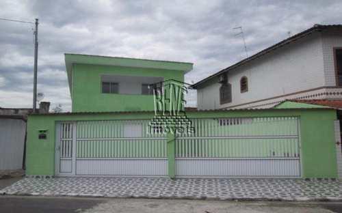 Casa, código 254 em Praia Grande, bairro Caiçara