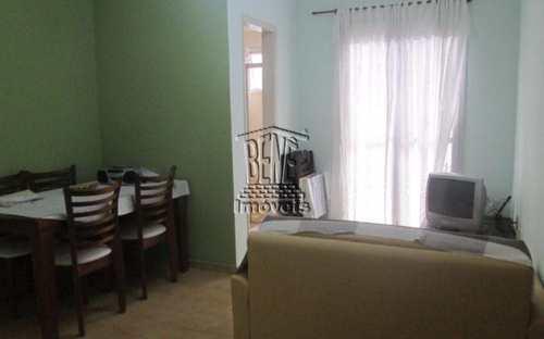Apartamento, código 253 em Praia Grande, bairro Real