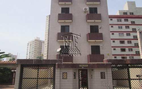 Apartamento, código 221 em Praia Grande, bairro Caiçara