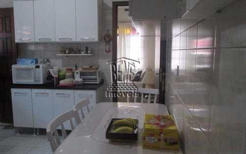 Casa, código 208 em Praia Grande, bairro Caiçara
