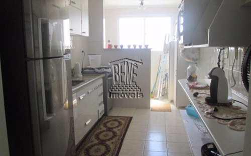 Apartamento, código 190 em Praia Grande, bairro Caiçara