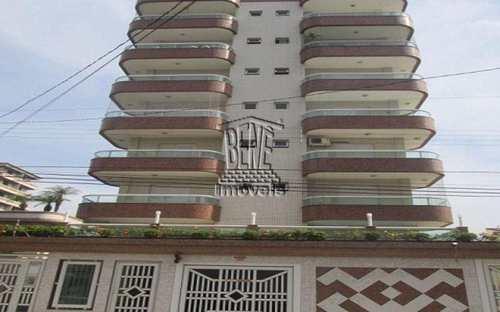 Apartamento, código 183 em Praia Grande, bairro Caiçara