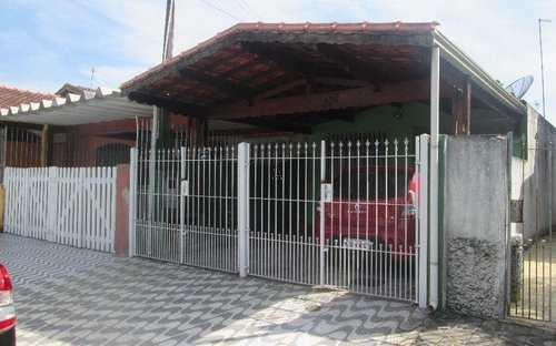 Casa, código 175 em Praia Grande, bairro Caiçara