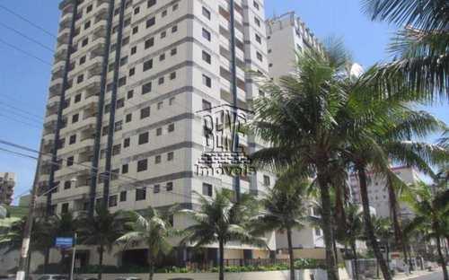 Apartamento, código 168 em Praia Grande, bairro Caiçara