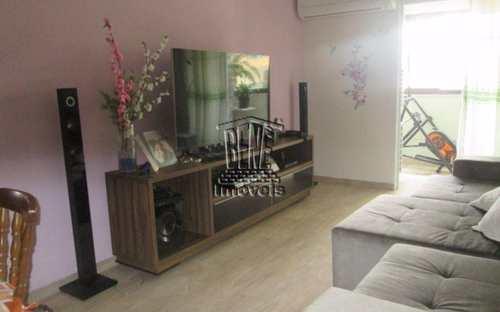 Apartamento, código 165 em Praia Grande, bairro Ocian