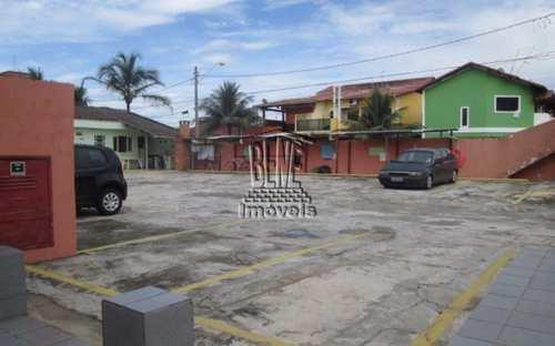 Kitnet, código 167 em Praia Grande, bairro Caiçara