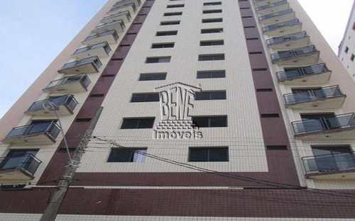 Apartamento, código 156 em Praia Grande, bairro Flórida