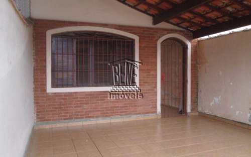 Casa, código 160 em Praia Grande, bairro Caiçara