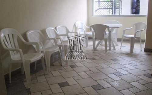 Apartamento, código 153 em Praia Grande, bairro Jardim Imperador