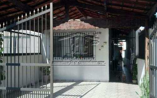 Casa, código 133 em Praia Grande, bairro Caiçara