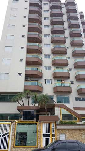 Apartamento, código 382 em Praia Grande, bairro Caiçara