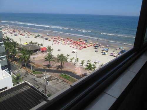 Apartamento, código 383 em Praia Grande, bairro Caiçara