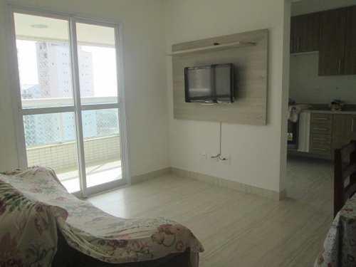 Apartamento, código 392 em Praia Grande, bairro Caiçara