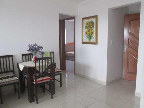 Apartamento, código 393 em Praia Grande, bairro Caiçara