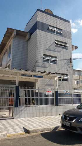 Kitnet, código 411 em Praia Grande, bairro Ocian