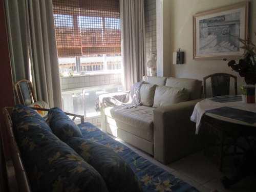Apartamento, código 412 em Praia Grande, bairro Real