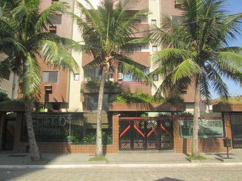 Apartamento, código 413 em Praia Grande, bairro Maracanã
