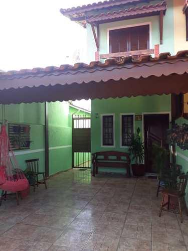 Sobrado, código 415 em Praia Grande, bairro Caiçara