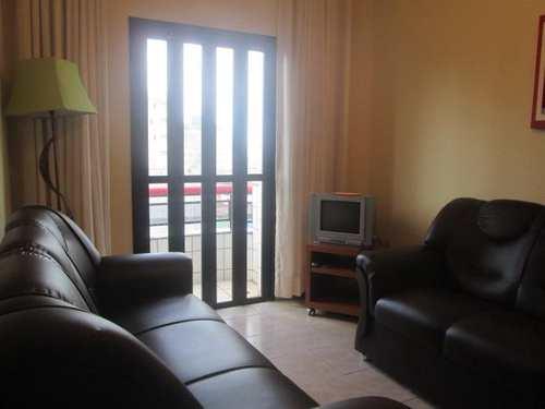 Apartamento, código 420 em Praia Grande, bairro Caiçara