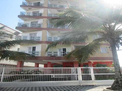 Apartamento, código 424 em Praia Grande, bairro Caiçara