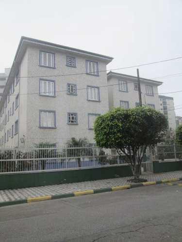 Apartamento, código 434 em Praia Grande, bairro Caiçara