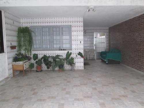 Casa, código 438 em Praia Grande, bairro Caiçara