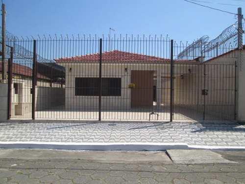 Casa, código 483 em Praia Grande, bairro Maracanã