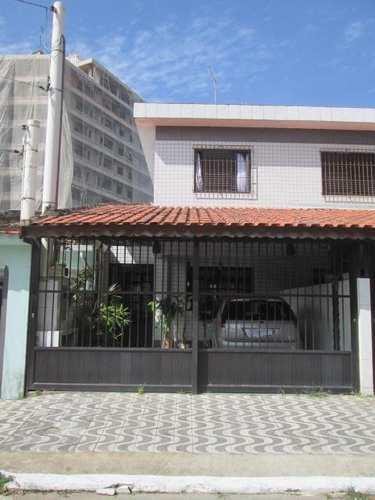 Sobrado, código 498 em Praia Grande, bairro Caiçara