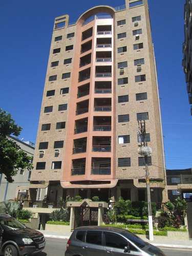 Apartamento, código 513 em Praia Grande, bairro Caiçara