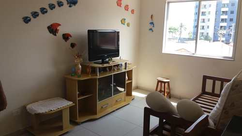 Apartamento, código 522 em Praia Grande, bairro Real