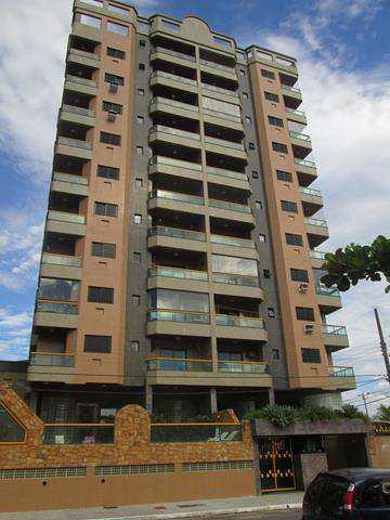 Apartamento, código 544 em Praia Grande, bairro Caiçara