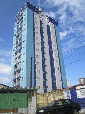 Apartamento, código 585 em Praia Grande, bairro Caiçara