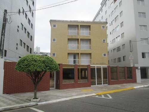Apartamento, código 596 em Praia Grande, bairro Caiçara