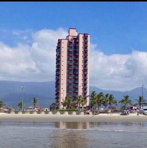 Apartamento, código 608 em Praia Grande, bairro Caiçara