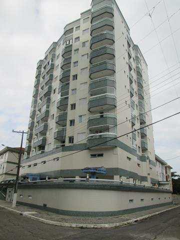 Apartamento, código 610 em Praia Grande, bairro Caiçara