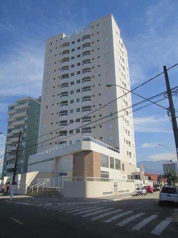 Apartamento, código 631 em Praia Grande, bairro Caiçara