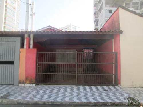 Casa, código 639 em Praia Grande, bairro Caiçara