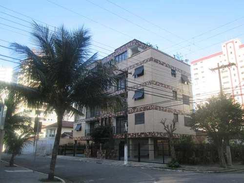 Apartamento, código 641 em Praia Grande, bairro Caiçara