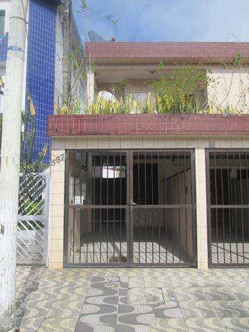 Casa, código 644 em Praia Grande, bairro Caiçara