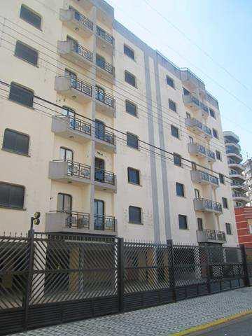 Apartamento, código 662 em Praia Grande, bairro Caiçara